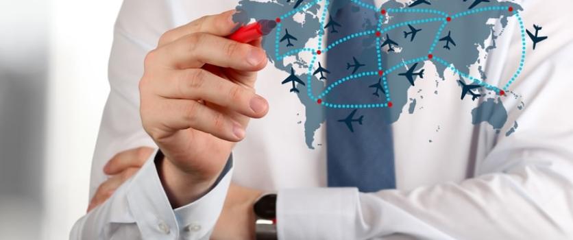 La importancia del control de rutas en la logística de transporte